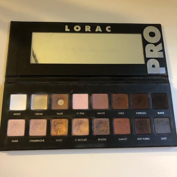 LORAC Other - Lorac Pro Eyeshadow Palette